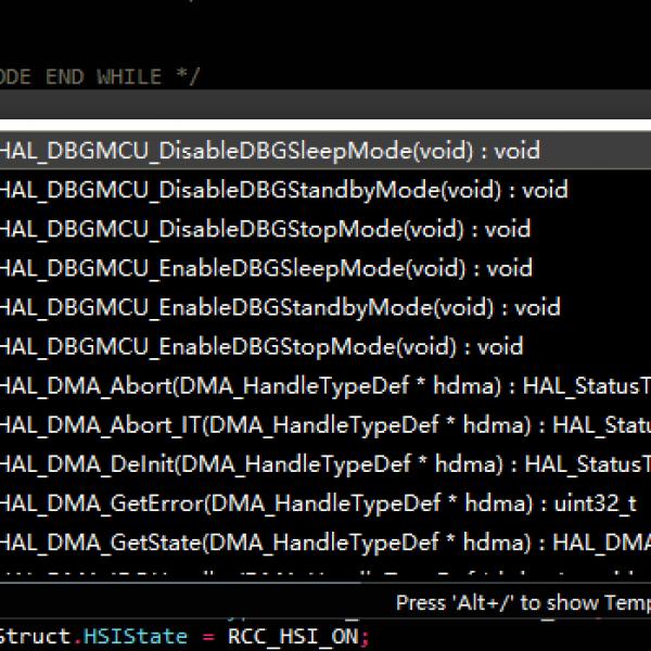 [Bonjour STM32]-NO.0 Update1.用CubeIDE优雅的开发STM32