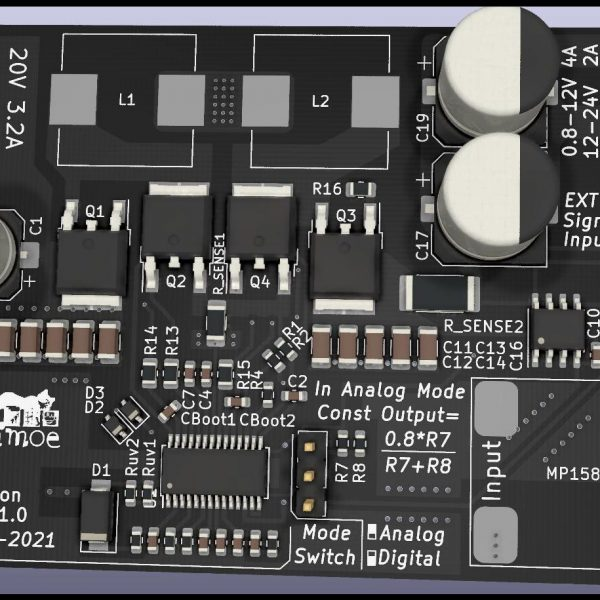 EmoePower-便携电源